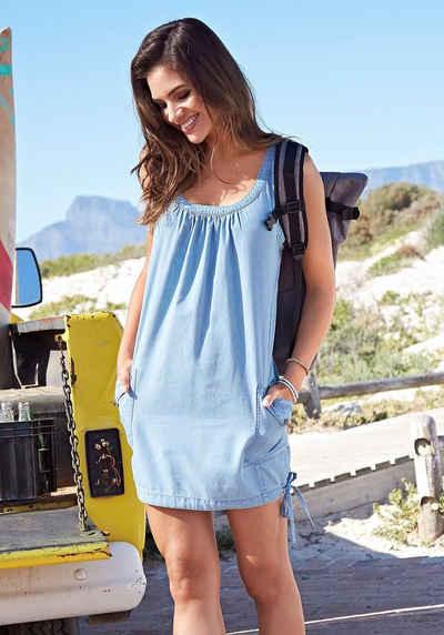 823880dcd99 KangaROOS Jeanskleid im sportlich-lässigem Stil