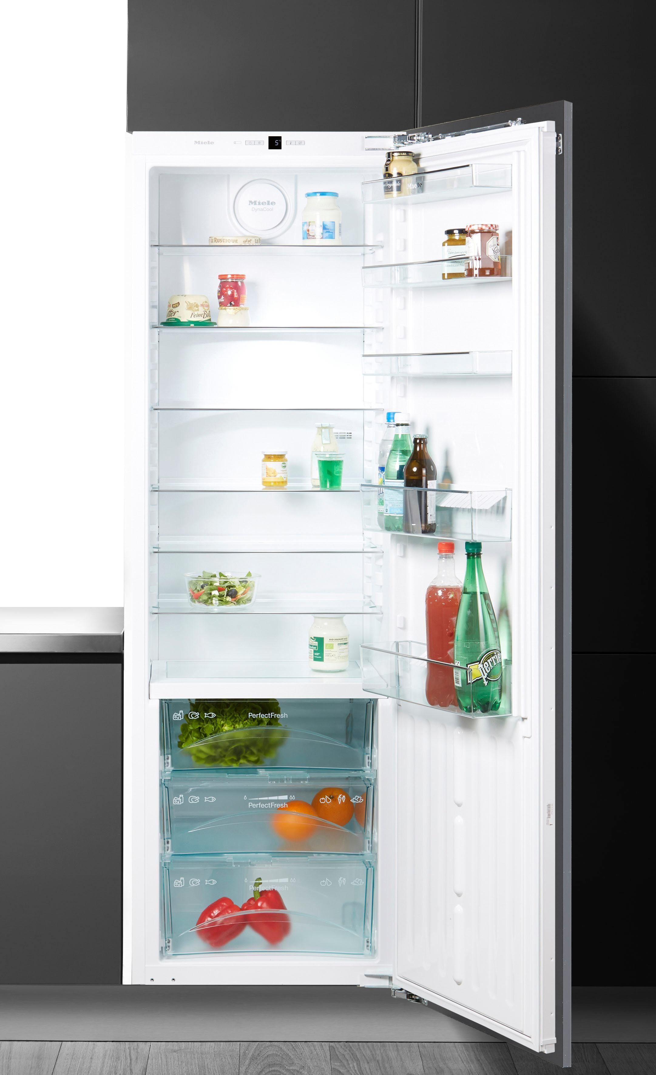 Miele Einbaukühlschrank K 37272 iD, 177 cm hoch, 55,9 cm breit