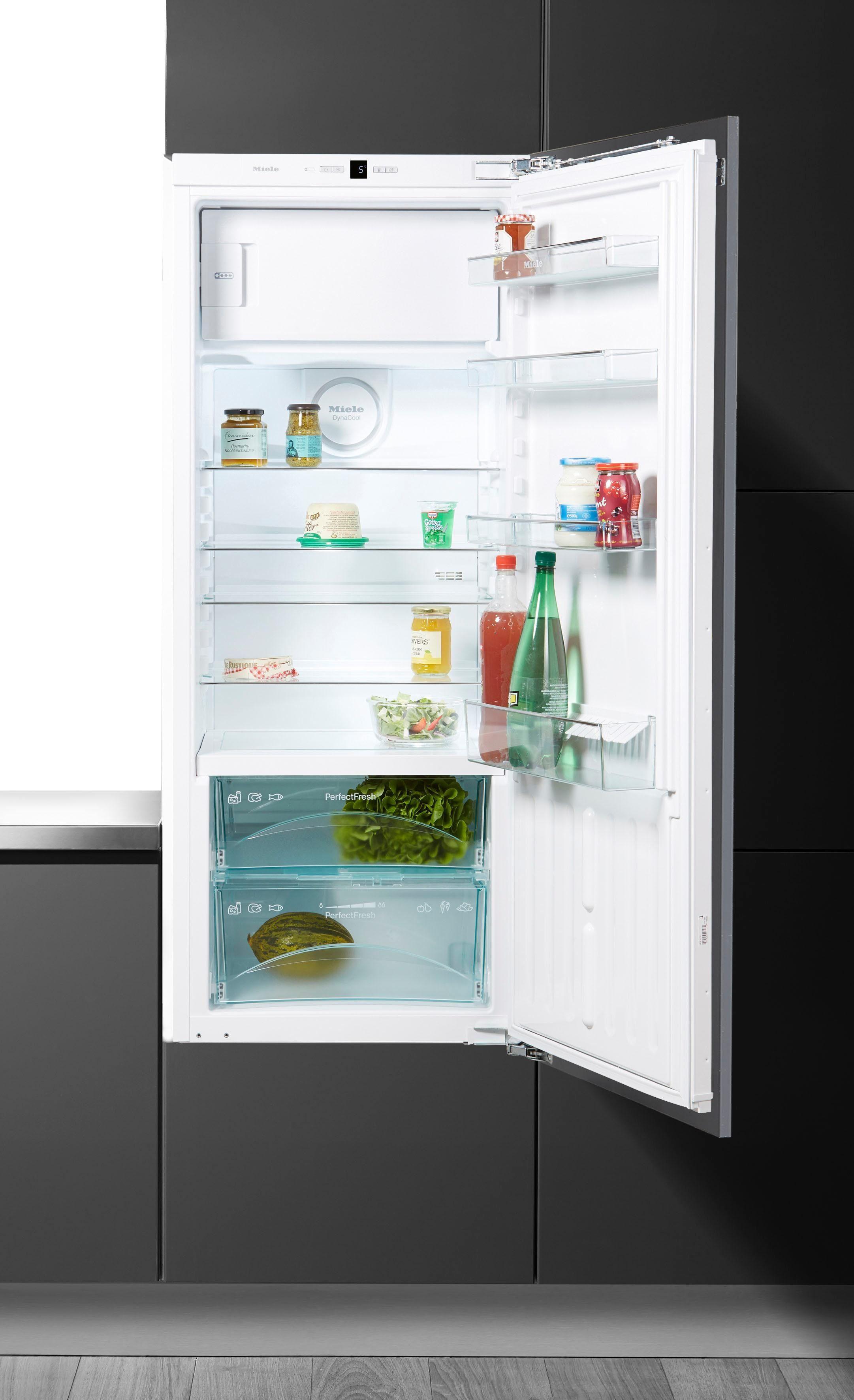 Miele Einbaukühlschrank K 35282 iDF, 139,5 cm hoch, 55,9 cm breit