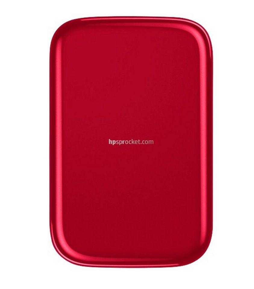 HP Sprocket Photo Drucker »Mobiler Fotodrucker 5 x 7,6 cm (2 x 3 ...