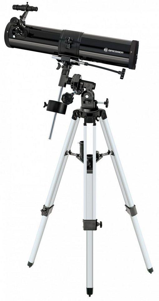 bresser teleskop 76 700 saturn explorer teleskop eq. Black Bedroom Furniture Sets. Home Design Ideas