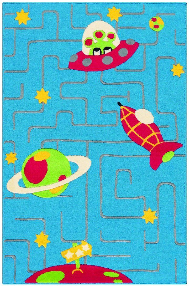 Kinderteppich »Lol Kids 4420«, aRTE ESPINA, rechteckig, Höhe 11 mm