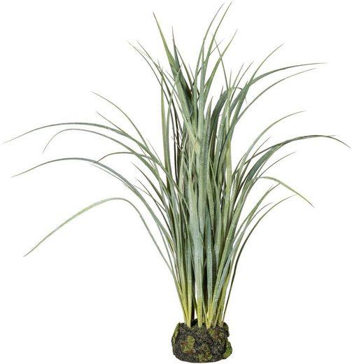 Kunstpflanze »Miscanthus variegatus«