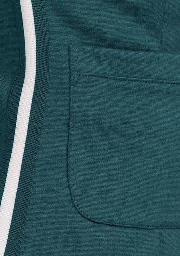 Tailor Sweatblazer Seitennaht Mit Der An Streifen Tom Kontrast 4FqwUv