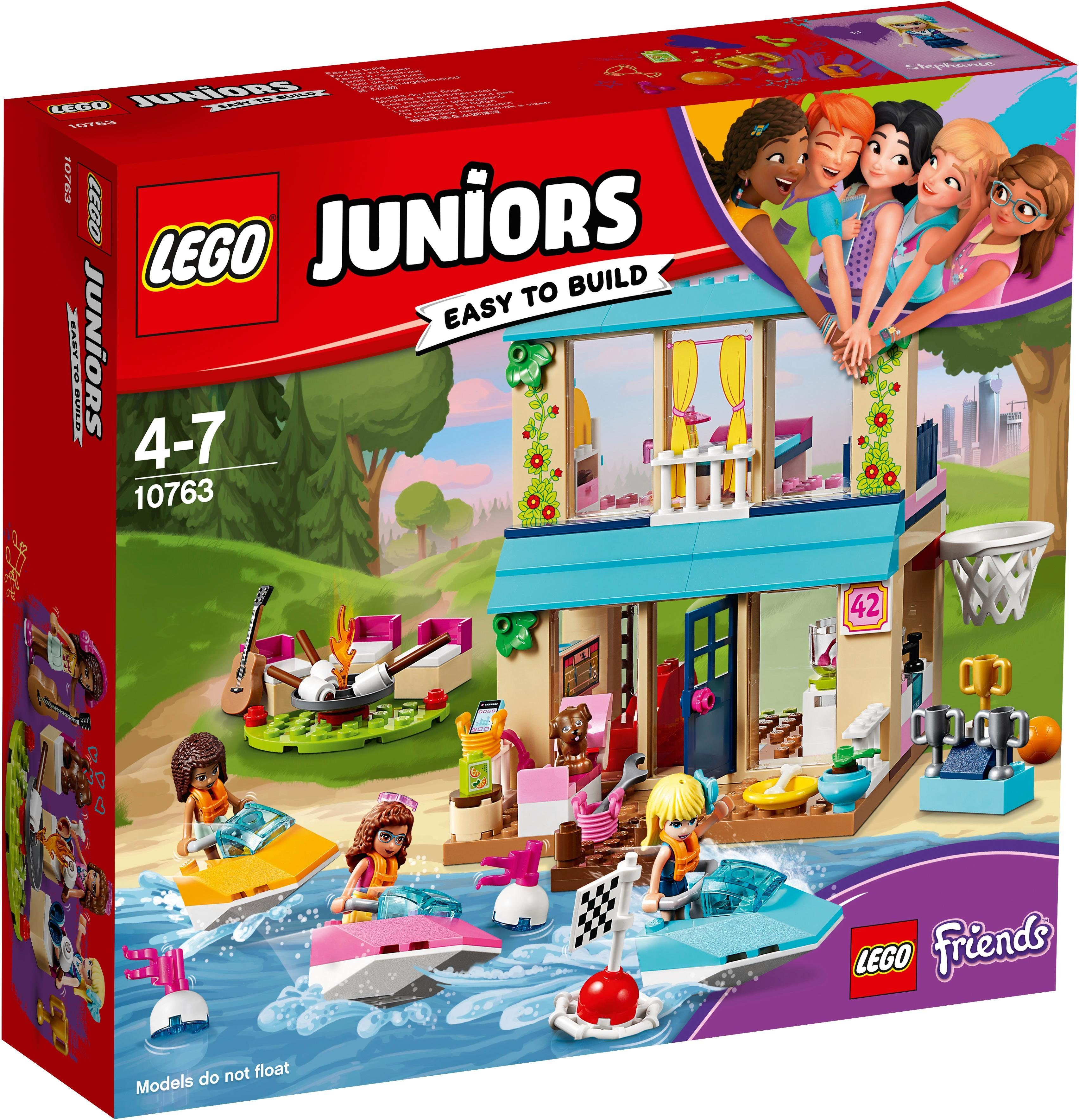 LEGO® Stephanies Haus am See (10763), »LEGO® Juniors«