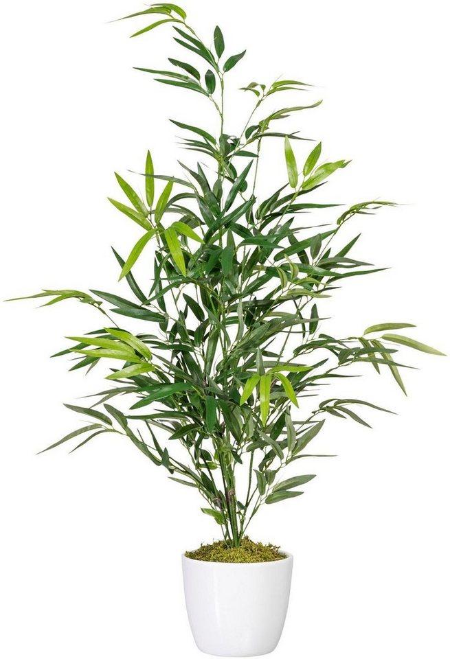 Kunstliche Zimmerpflanze Bambus Ca 80 Cm 362 Bl Online Kaufen