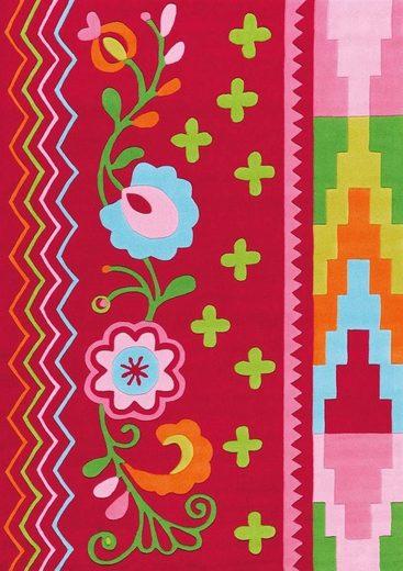 Teppich »Sam 4144«, Arte Espina, rechteckig, Höhe 11 mm