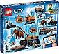 LEGO® Konstruktionsspielsteine »Mobile Arktis-Forschungsstation (60195), LEGO® City«, Kunststoff, (786 St), Bild 2