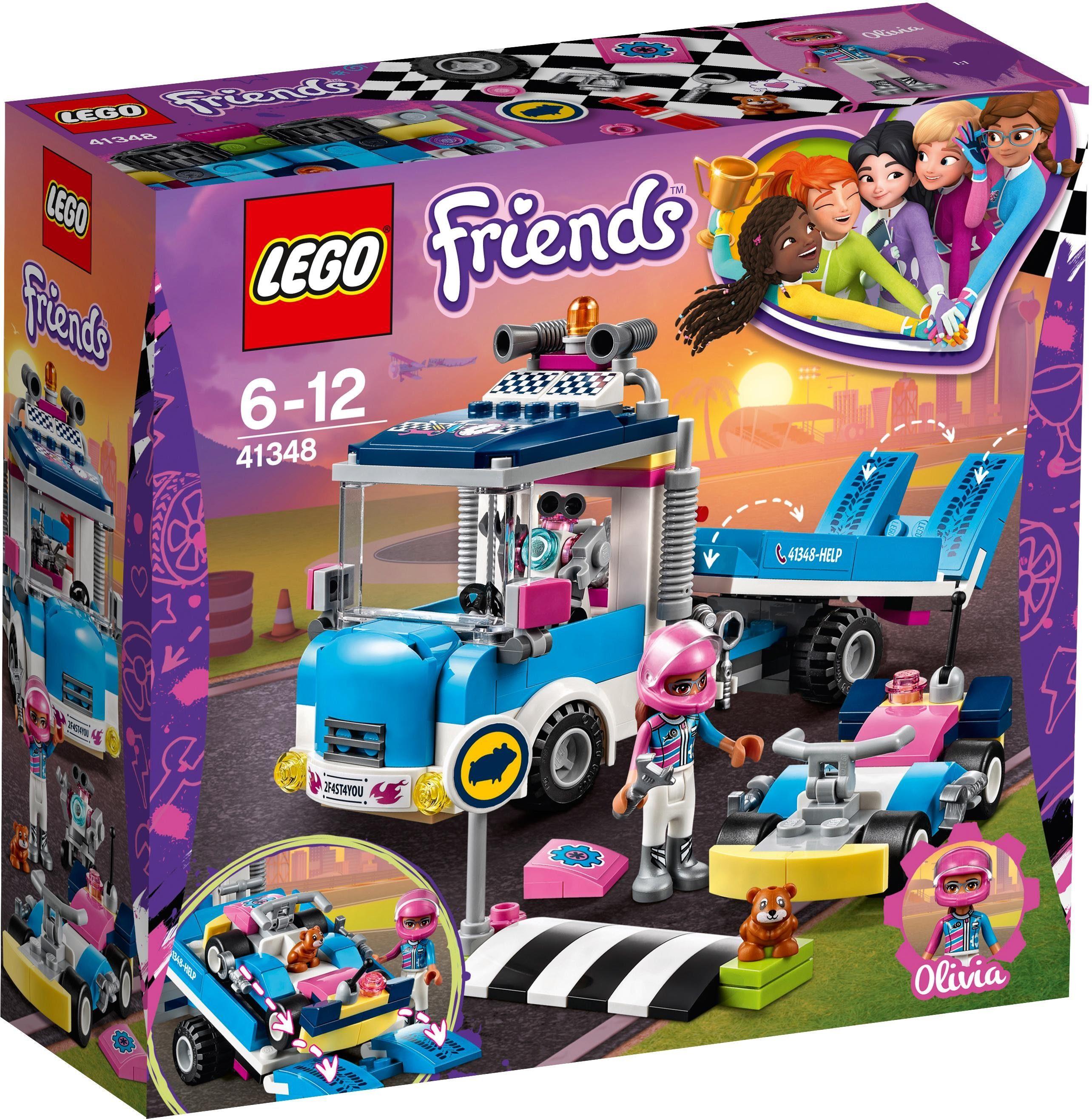 LEGO® Abschleppwagen (41348), »LEGO® Friends«