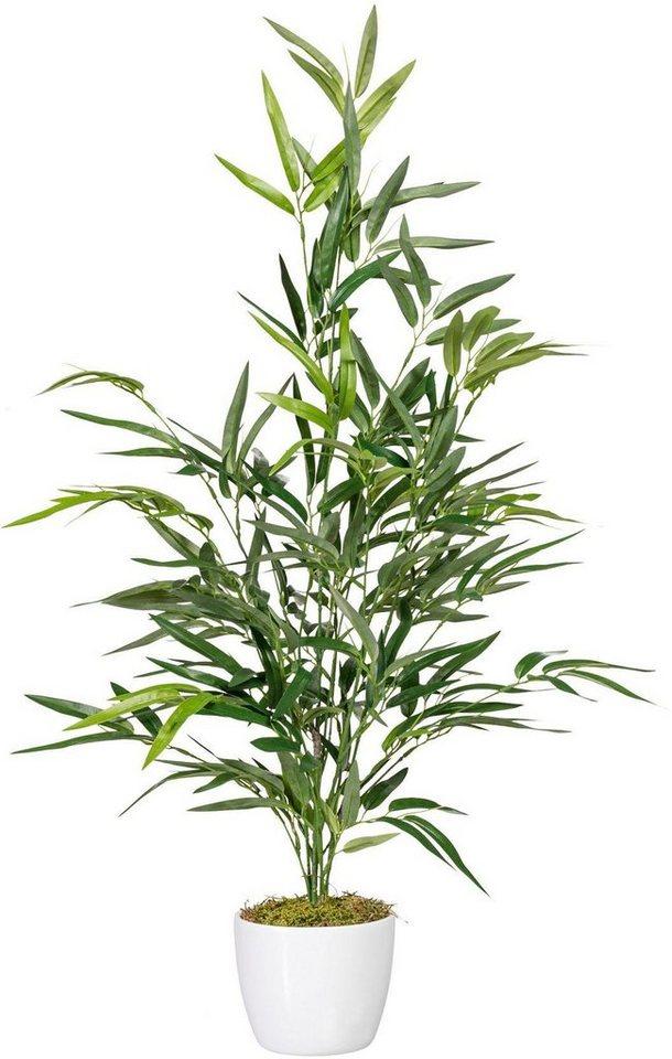 Kunstliche Zimmerpflanze Bambus Ca 70 Cm 274 Bl Online Kaufen