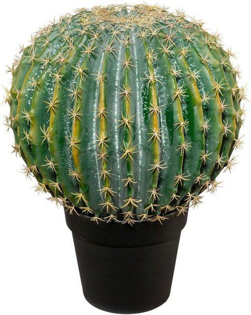 Kunstkaktus »Kugelkaktus«, Creativ green, Höhe 45 cm günstig online kaufen