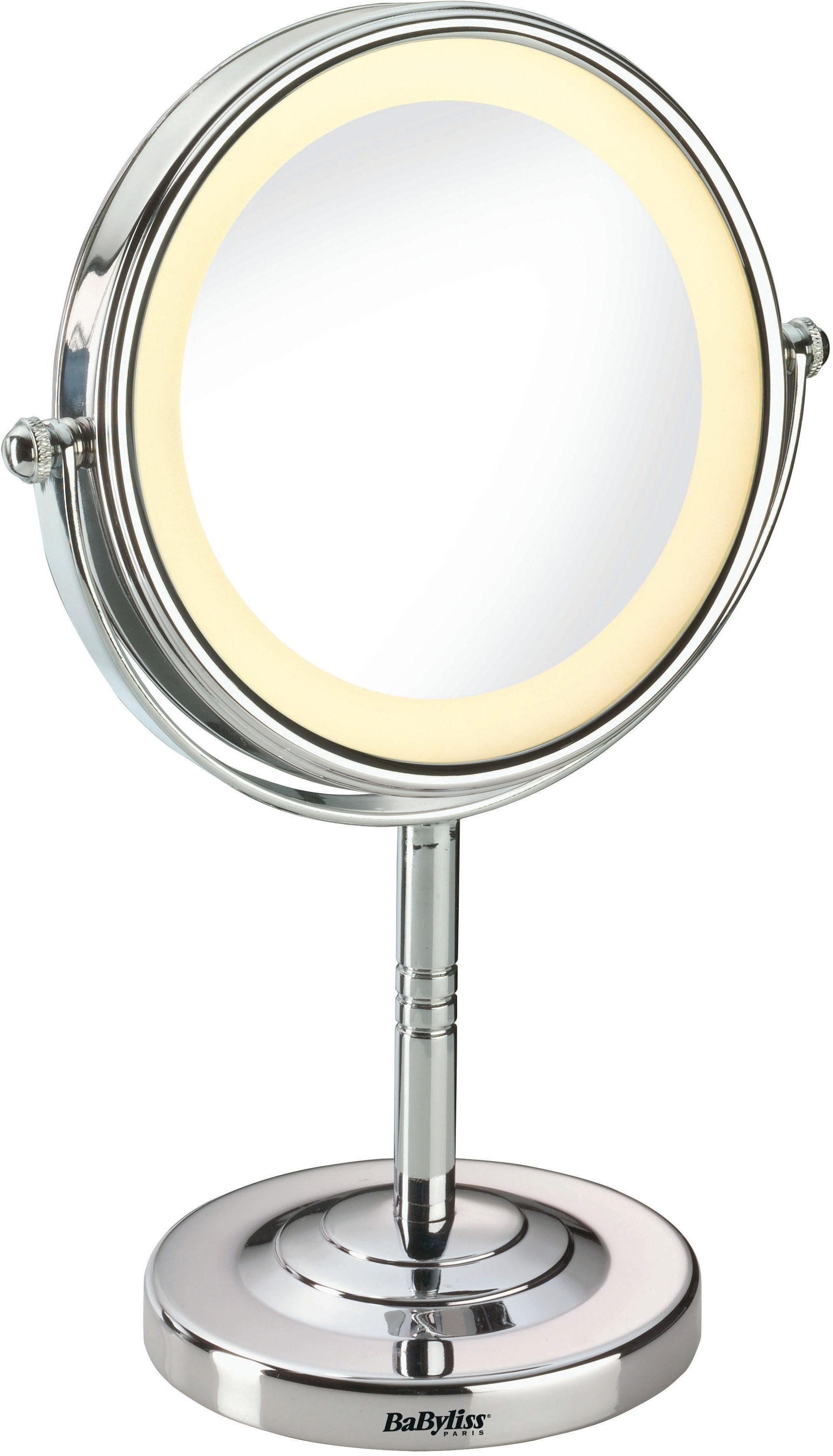 Babyliss Kosmetikspiegel, 5-fache Vergrößerung