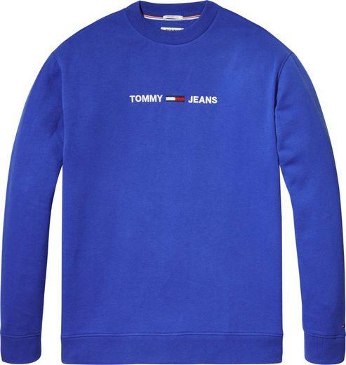 Tommy Jeans Sweatshirt »TJM SMALL LOGO CREW«