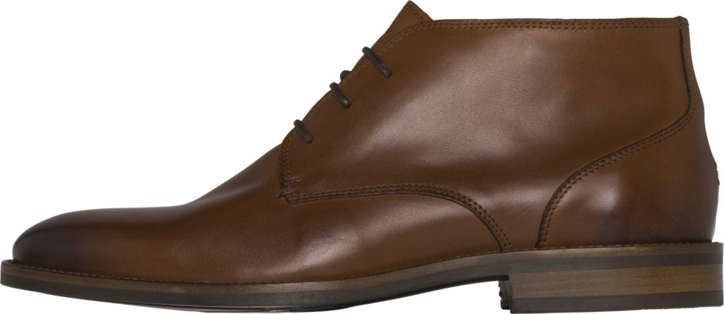 Tommy Hilfiger Boots ESSENTIAL LEATHER BOOT  WINTER COGNAC