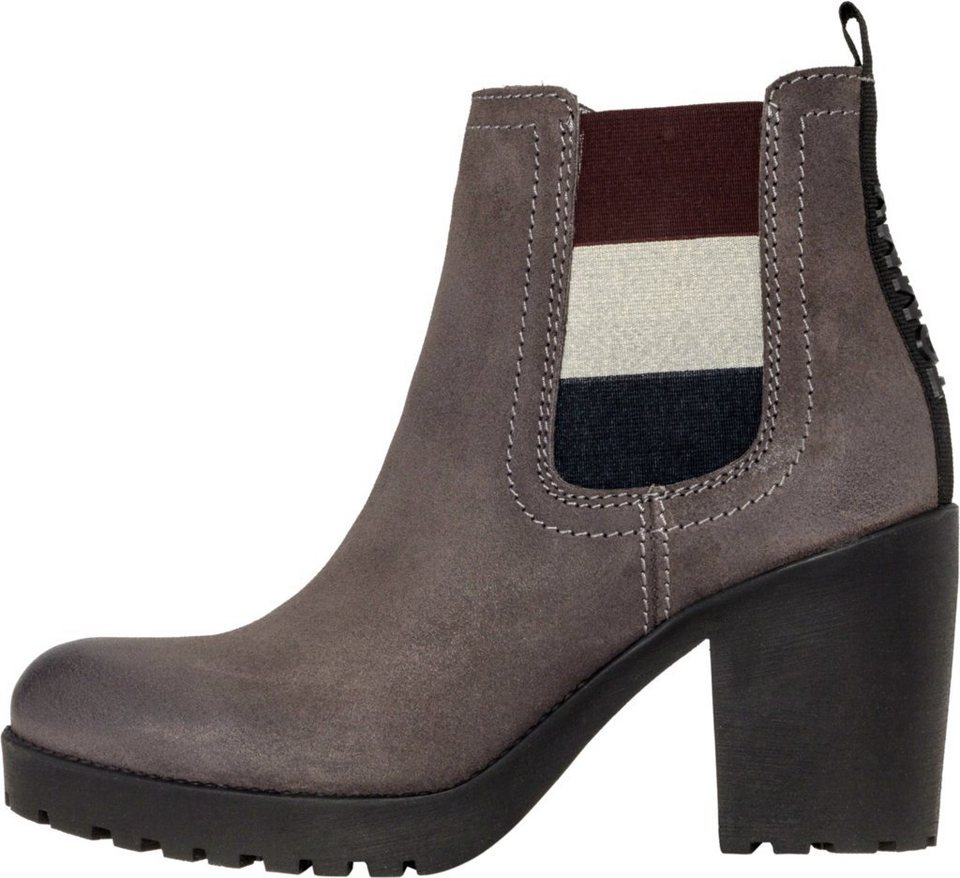 Tommy Jeans Boots »ESSENTIAL MID HEEL BOOT« kaufen   OTTO 84493d8f2d
