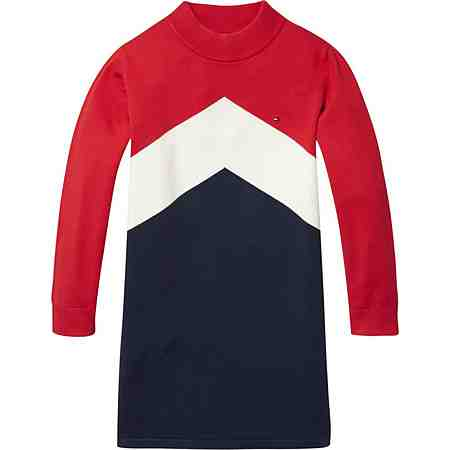 Kids (Gr. 92 - 146): Kleider: Langarm Kleider