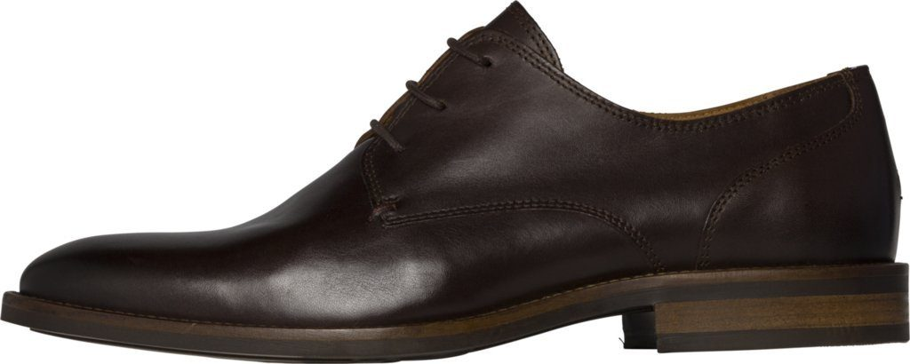 Tommy Hilfiger Halbschuh ESSENTIAL LEATHER LACE UP DERBY online kaufen  COFFEE
