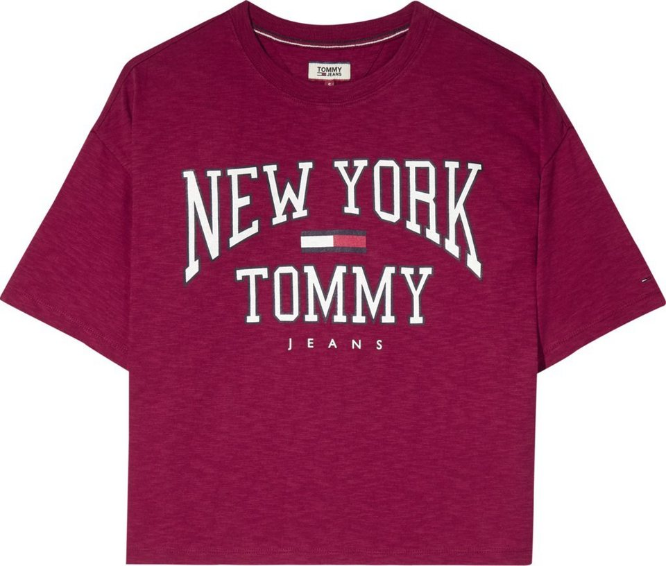58a9d3016be91 Tommy Jeans T-Shirts »TJW BOXY NEW YORK TEE« | OTTO