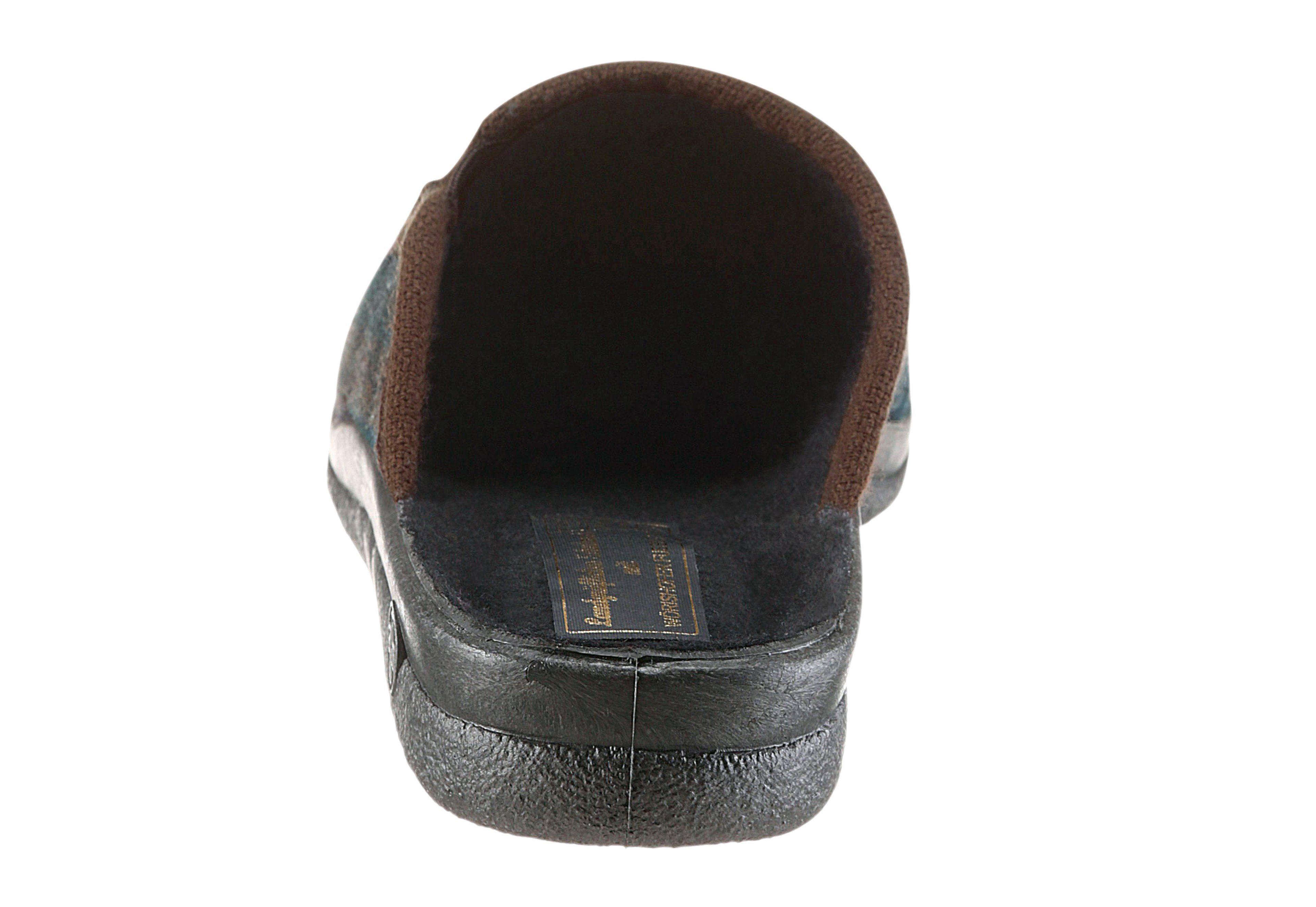 Mit Landgraf kariert Grau 75488892 Artikel Fußbett Pantoffel Wörishofer Kaufen nr OqxqF5g