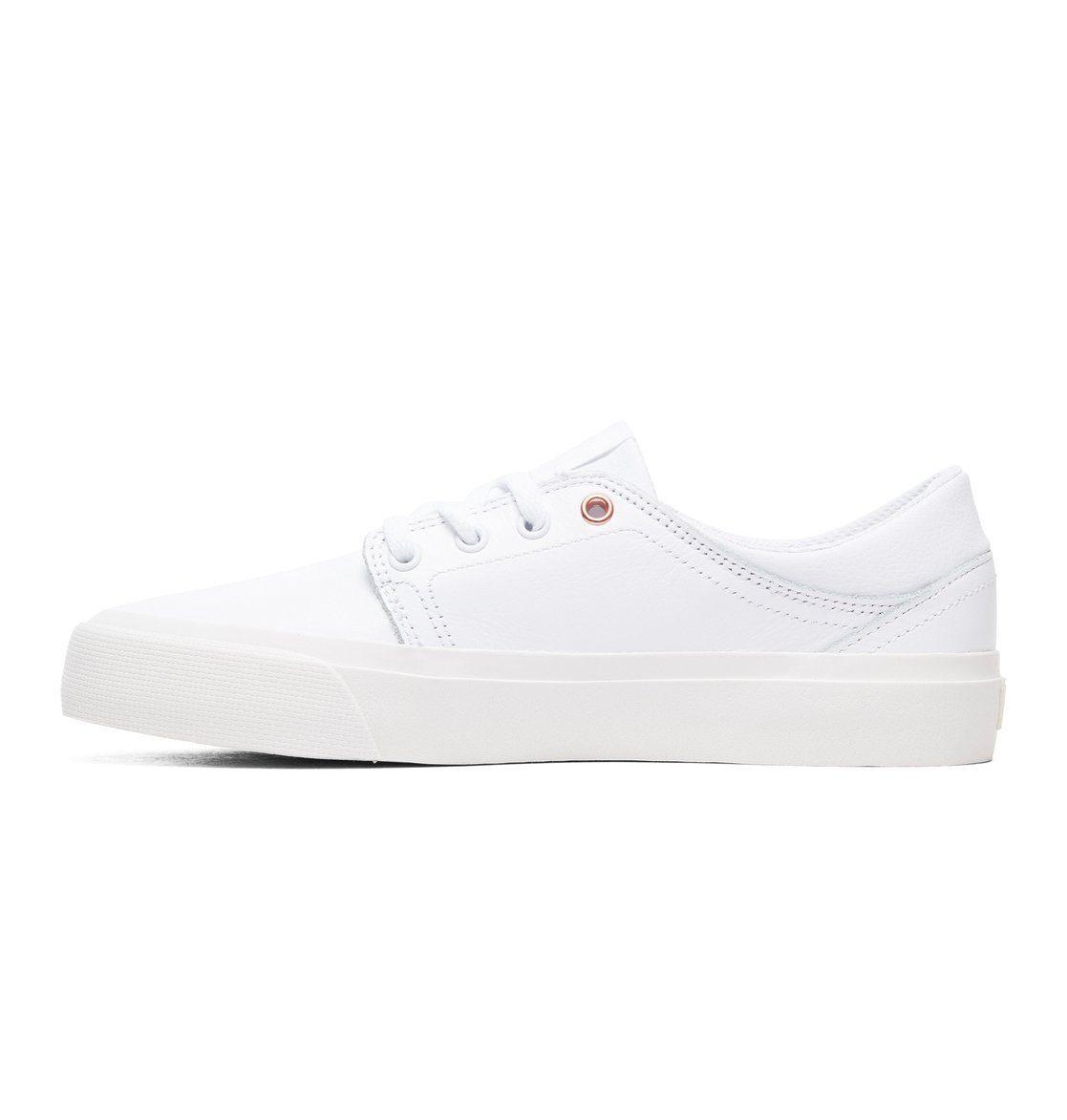 DC Shoes Schuhe Trase LE online kaufen  White#ft5_slash#white