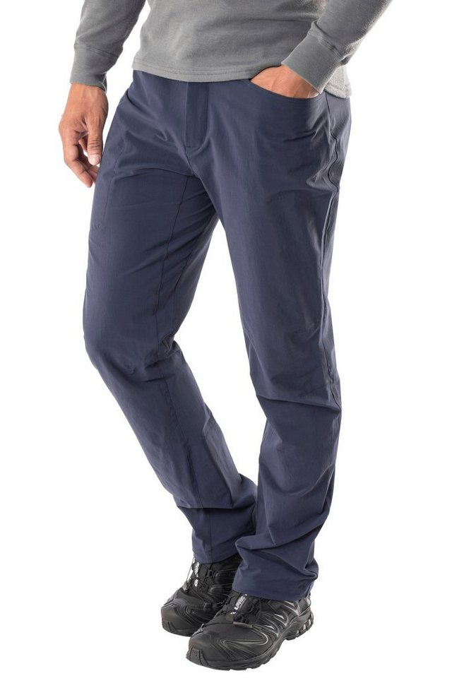 Millet Outdoorhose »Trilogy Cordura Pants Men« | Bekleidung > Hosen > Outdoorhosen | Lila | Elasthan | Millet