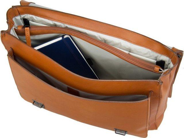 Jost Aktentasche »Futura 8664 Businesstasche« | Taschen > Business Taschen | Braun | Nylon | Jost