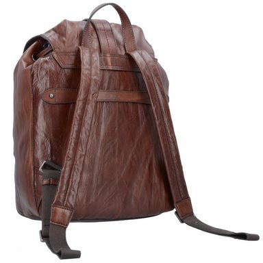 Laptopfach 45 Bridge Rucksack The Cm Leder Gulliver ZvYWBq
