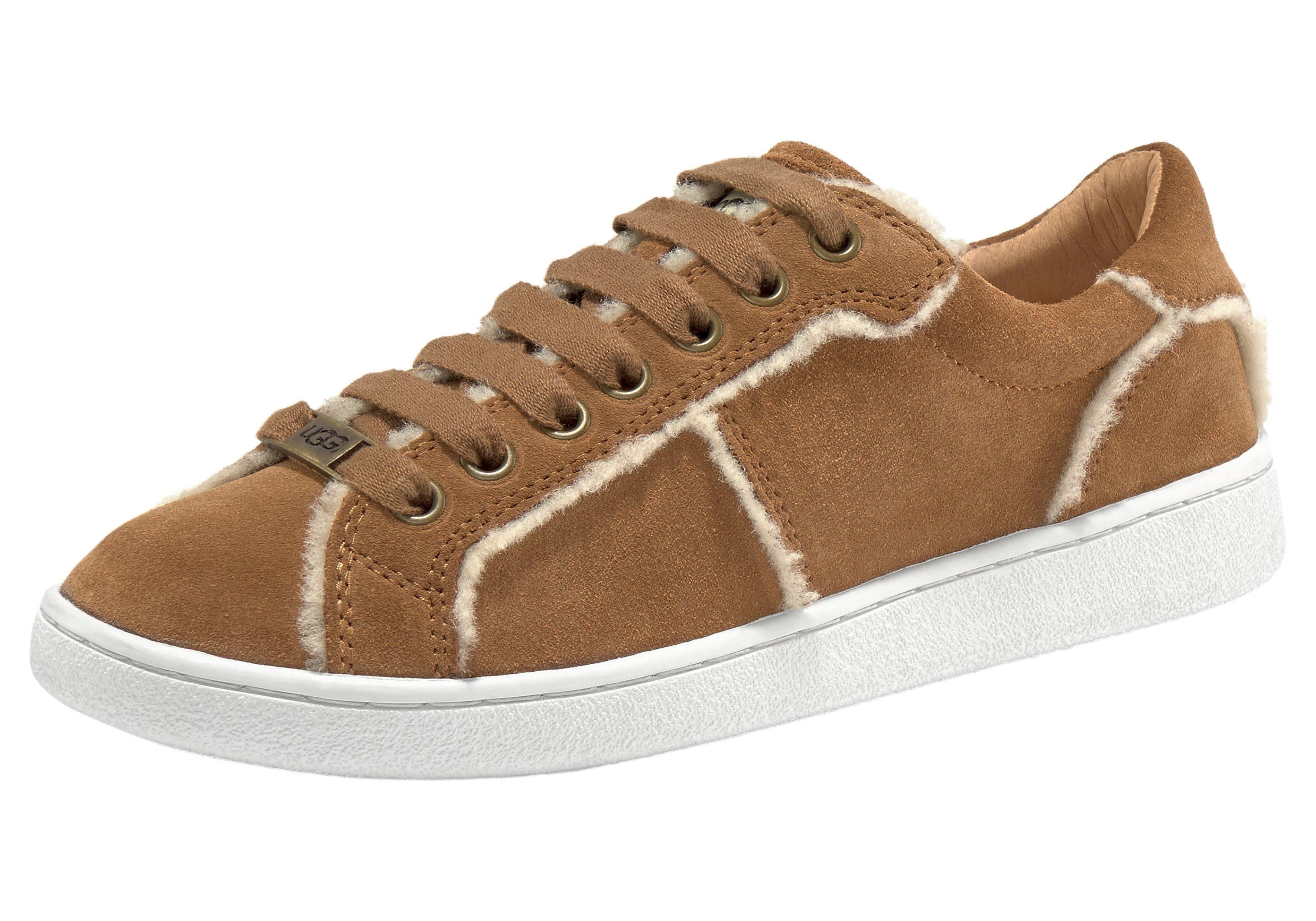 UGG »Milo Spill Seam« Sneaker mit modischen Nähten