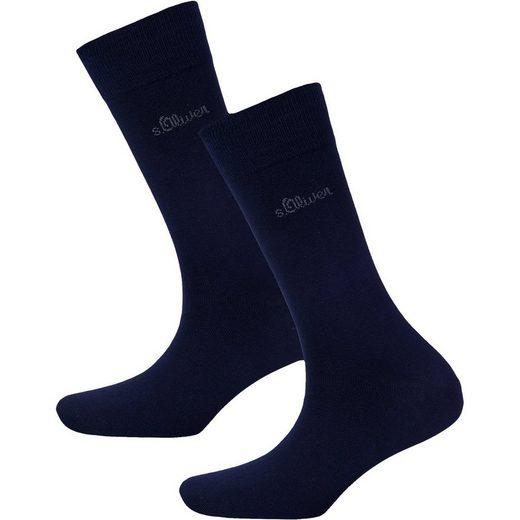s.Oliver Socken »2 Paar Socken«