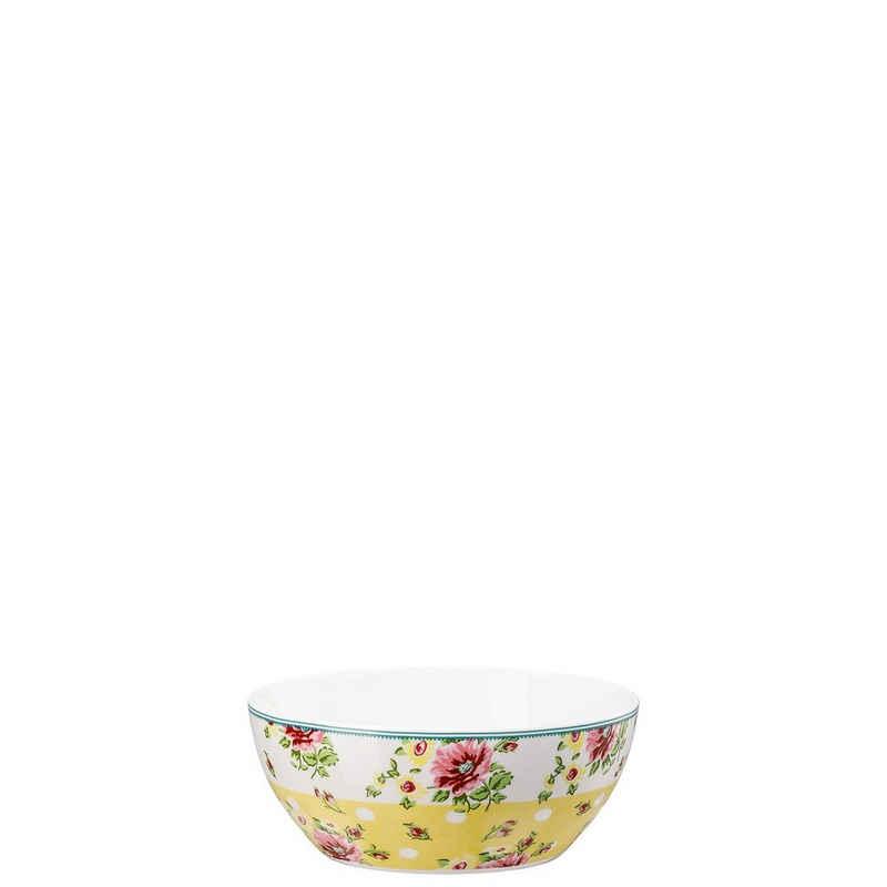 Hutschenreuther Müslischale »Springtime Flowers Sun Müslischale 15 cm«, Porzellan, (1-tlg)