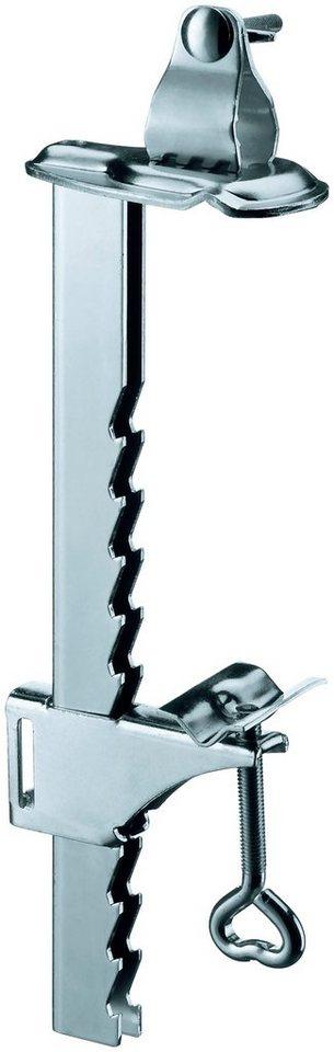 schneider schirme balkonklammer stahl f r schirmst cke bis 32 mm online kaufen otto. Black Bedroom Furniture Sets. Home Design Ideas