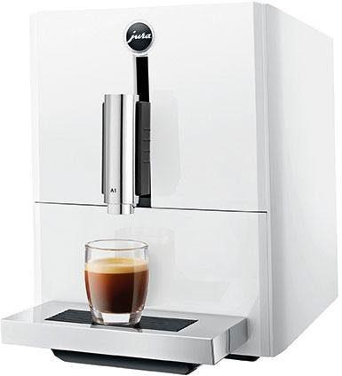 JURA Kaffeevollautomat 15171 A1 Piano White