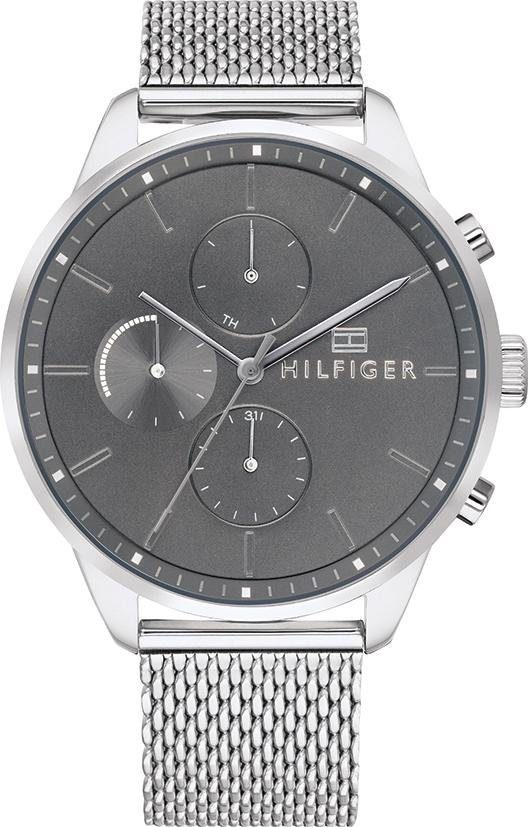 TOMMY HILFIGER Multifunktionsuhr »CASUAL, 1791484«