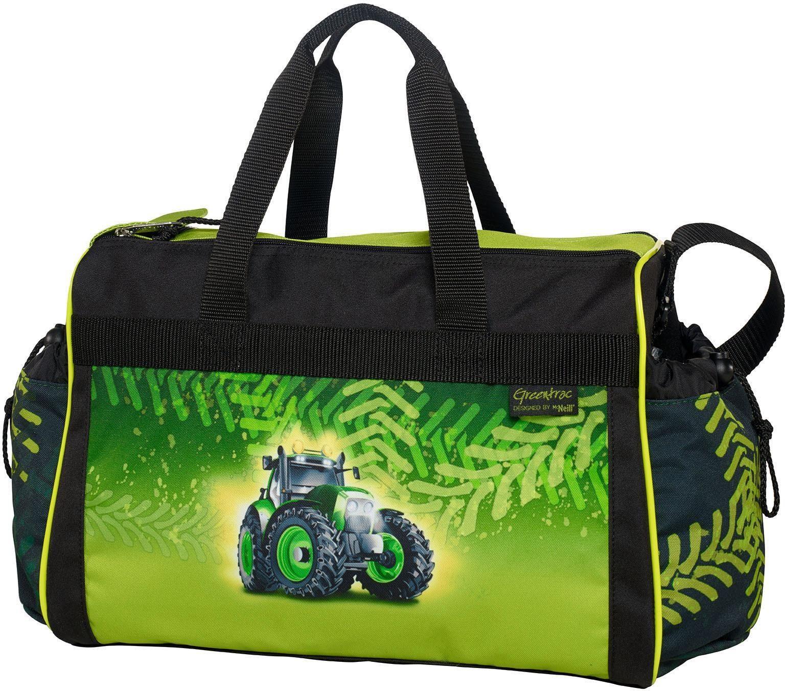 McNeill Sporttasche, »Greentrac«