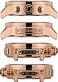 HAEMMER GERMANY Chronograph »WONDER, DSC-16« limitiert auf 333 Stück, Bild 3