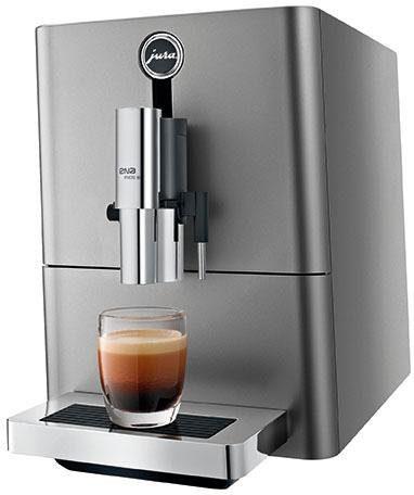 JURA Kaffeevollautomat 15196 ENA Micro 90 Dark Inox