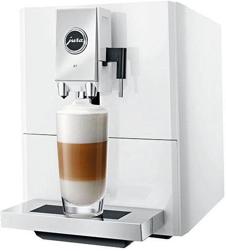 Jura Kaffeevollautomat 15125 A7 Piano White