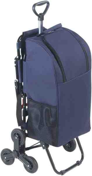 Geschenke für Senioren, Einkaufs-Trolley mit Sitz