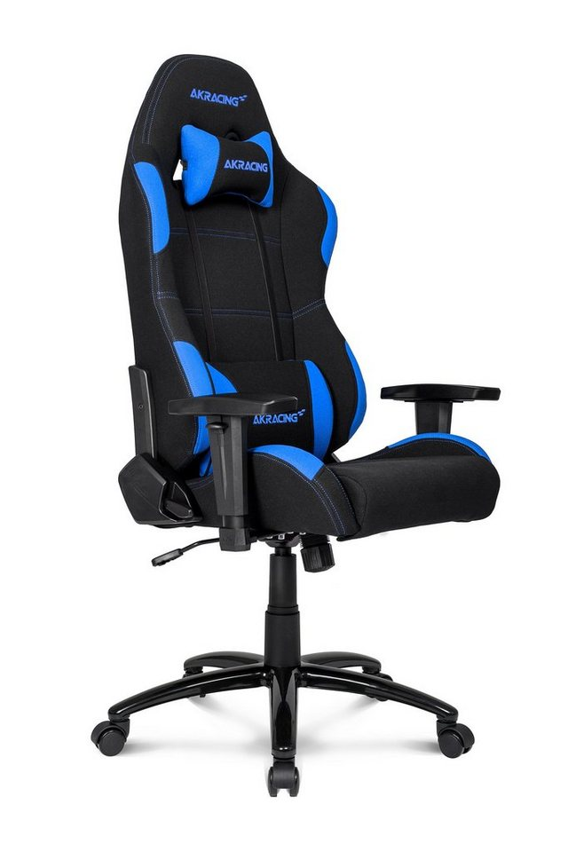 akracing gaming stuhl core ex schwarz blau otto. Black Bedroom Furniture Sets. Home Design Ideas