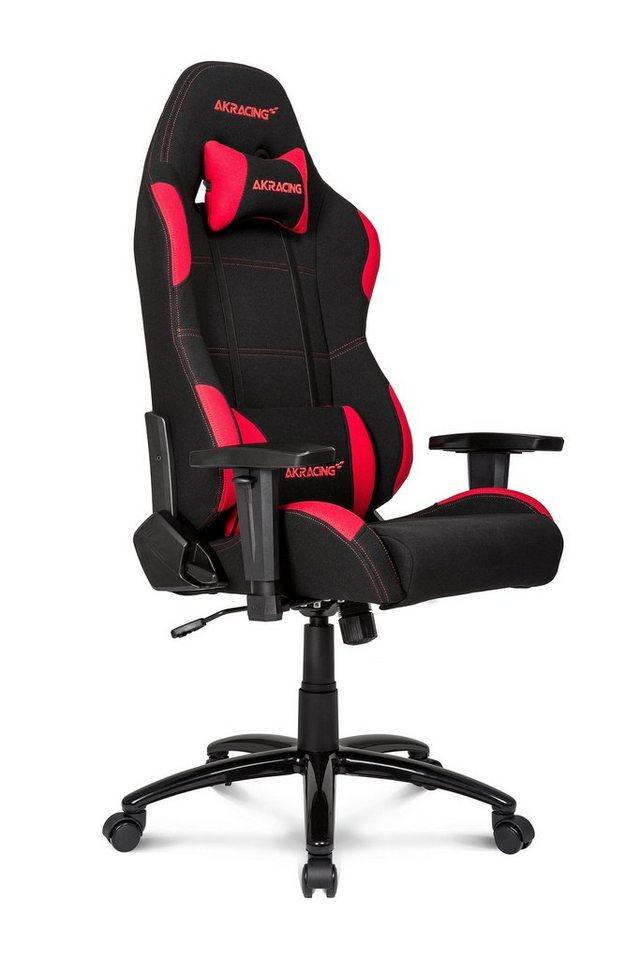 akracing gaming stuhl core ex schwarz rot kaufen otto. Black Bedroom Furniture Sets. Home Design Ideas