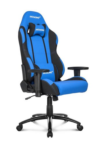 AKRacing Gaming Stuhl Core EX »blau/schwarz«