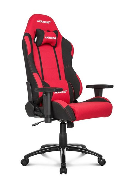 Bürostühle - AKRacing Gaming Stuhl Core EX WIDE »rot schwarz« » rot  - Onlineshop OTTO