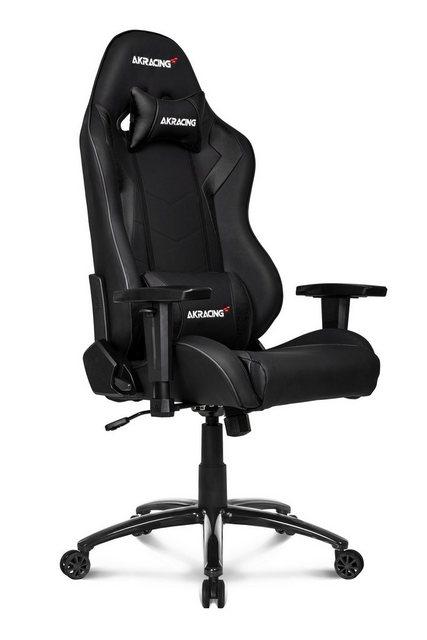 Bürostühle - AKRACING Gaming Stuhl Core SX »schwarz« » schwarz  - Onlineshop OTTO