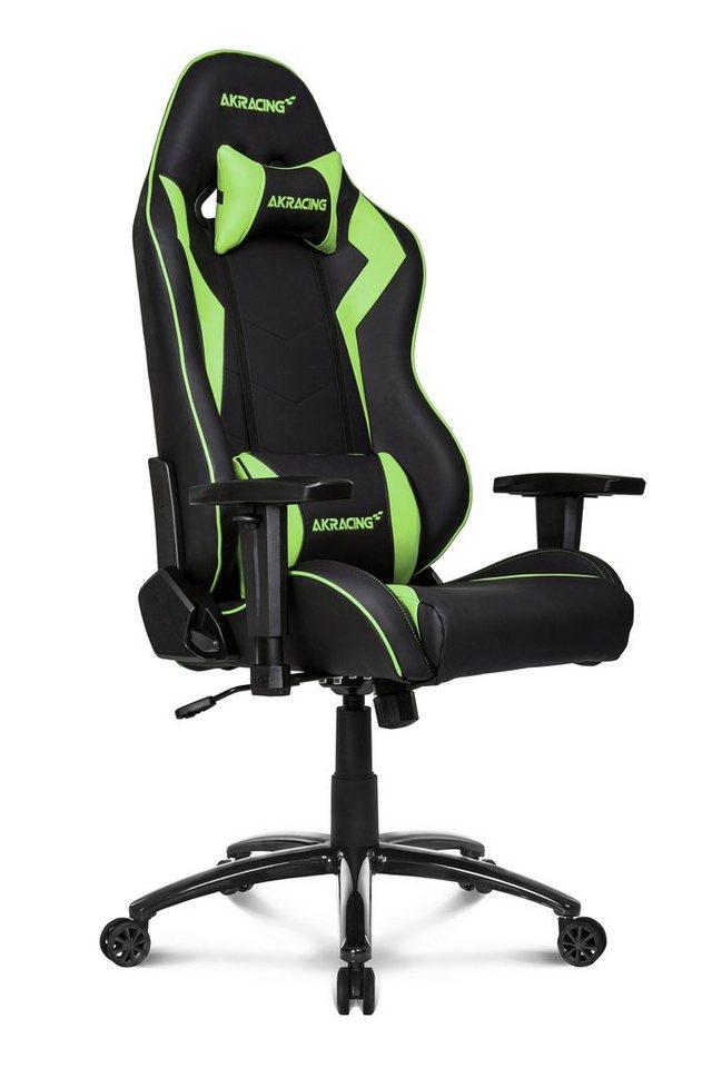 AKRACING Gaming Stuhl Core SX grün online kaufen