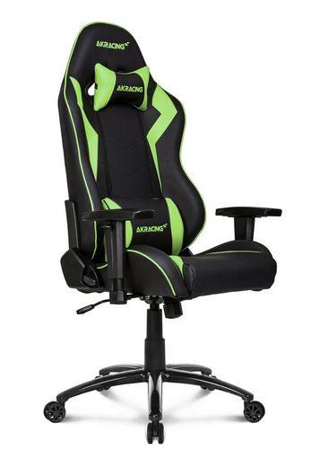 AKRACING Gaming Stuhl Core SX »grün«