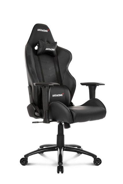 Bürostühle - AKRACING Gaming Stuhl Core LX »schwarz« » schwarz  - Onlineshop OTTO