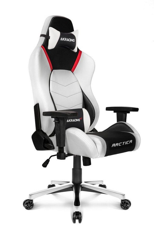 AKRACING Gaming Stuhl Master Premium Arctica