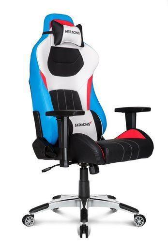 AKRacing Gaming Stuhl Master Premium »Tri-Farbe«