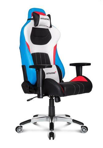 AKRACING Žaidimų kėdė Master Premium »Tri-Farbe...