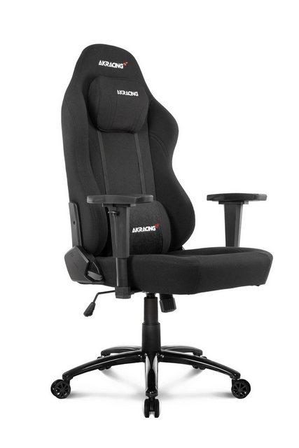 Bürostühle - AKRACING Gaming Stuhl Office Opal »schwarz« » schwarz  - Onlineshop OTTO